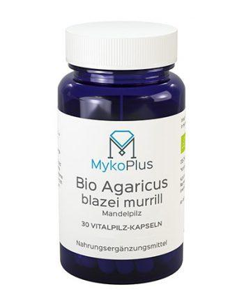 Vitapilz Kapseln 30 Bio-Agaricus