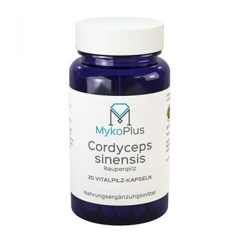 Vitakapseln Kapseln 30 Cordyceps