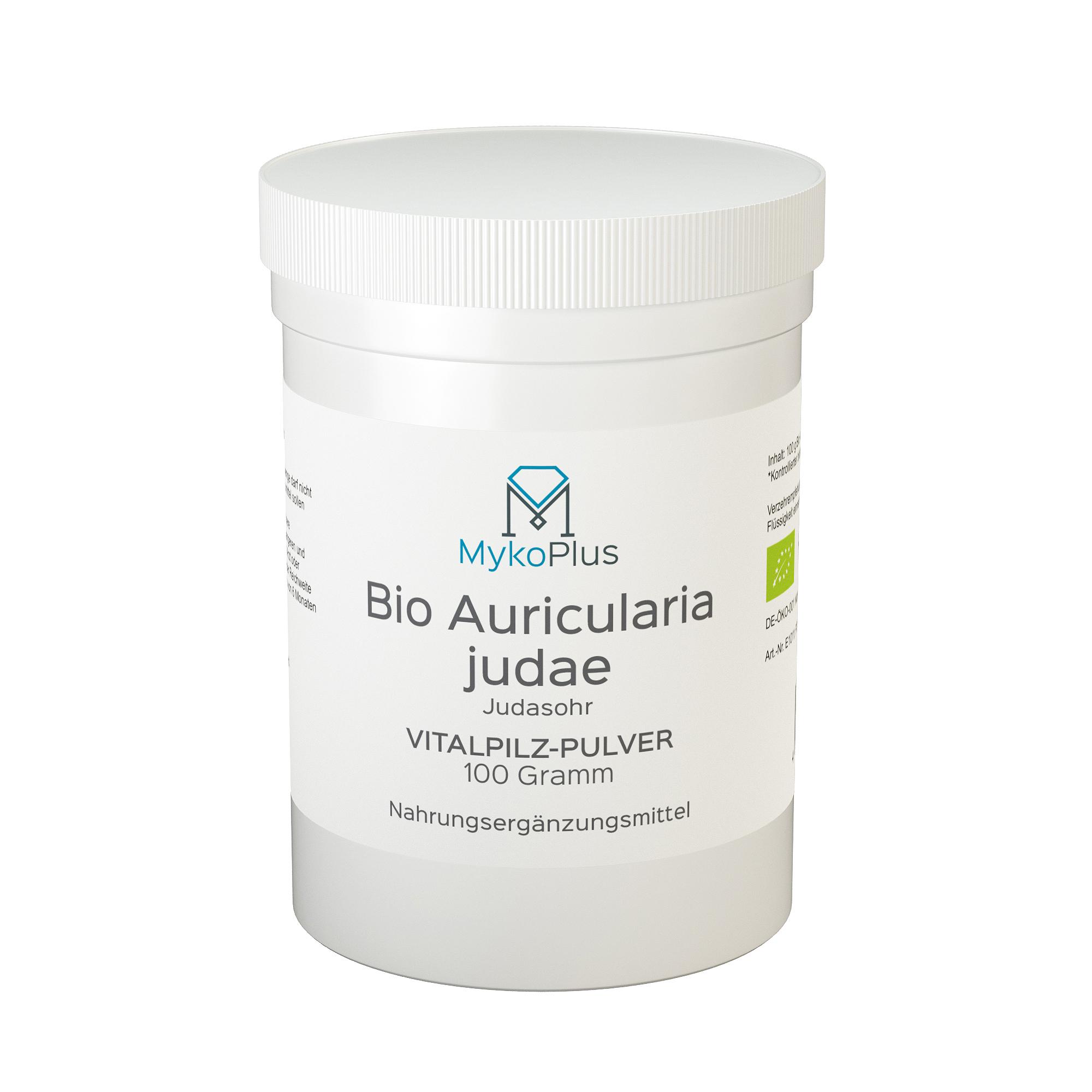 Powder Bio Aricularia Dose