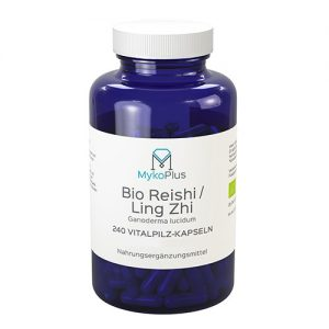 Vitapilz Kapseln 240 Bio-Reishi