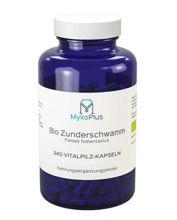 Vitapilz Kapseln 240 Bio-Zunderschwamm