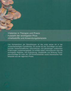 Kompendium der Mykotherapie Rücken